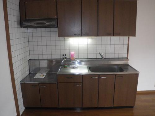 エントピア空港東(ペット可) / 301号室キッチン