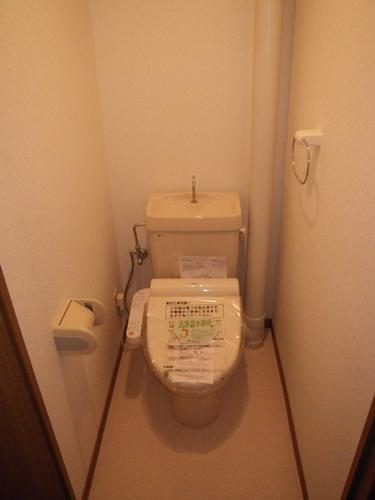 エントピア空港東(ペット可) / 302号室トイレ