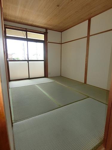 コーポ上野 / 201号室和室