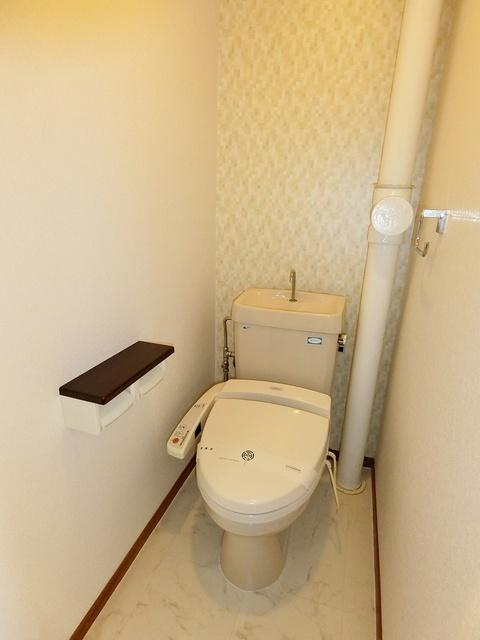 リヴェール伊賀 / 102号室トイレ