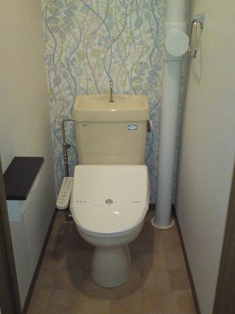 リヴェール伊賀 / 105号室トイレ
