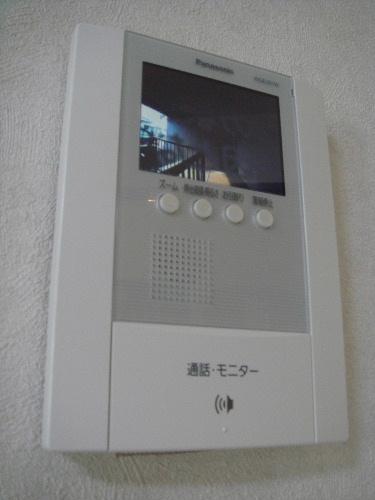 メロディハイツ戸原 / A-203号室セキュリティ
