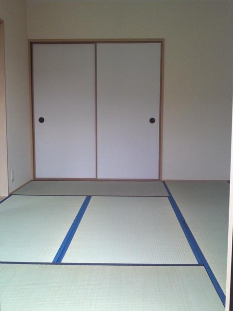 メロディハイツ戸原 / B-201号室和室
