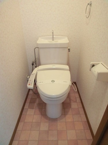 フラワーハイツ長者原 / B-201号室トイレ