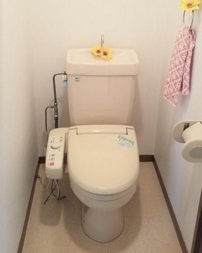 カーサ宮の前 / 502号室トイレ