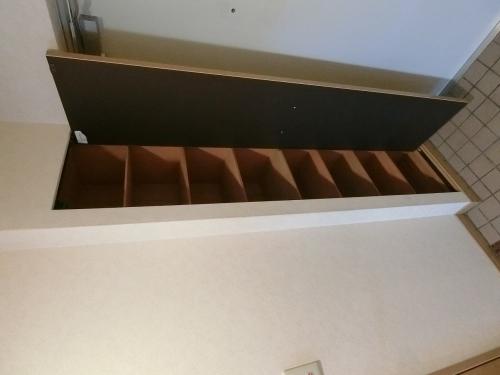 プレデュパルク壱番館 / 605号室収納