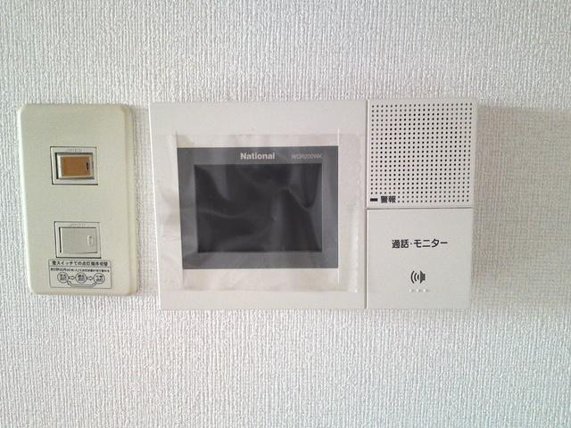 アイビーハイツⅡ / 402号室セキュリティ