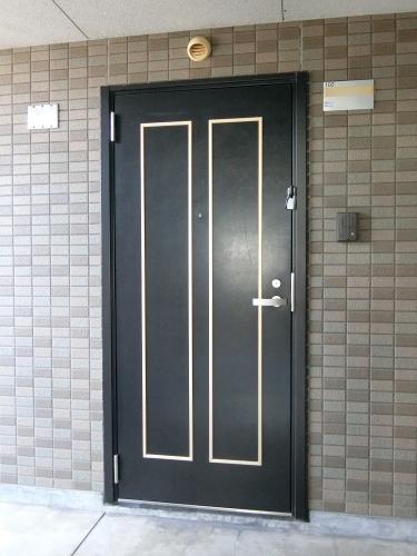 クリア吉塚 / 103号室建物外観