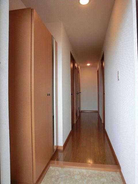 ピオーネテラス空港南 / 703号室玄関