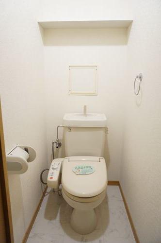 ファミーユ博多の森 / 403号室トイレ