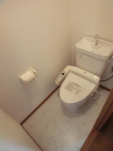 グリシーヌ空港 / 403号室トイレ