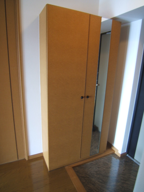 ジュノーパレス / 301号室収納