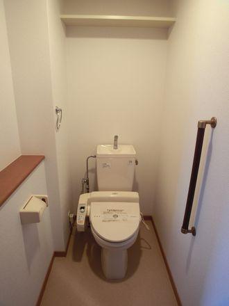 チュリス空港東 / 301号室トイレ