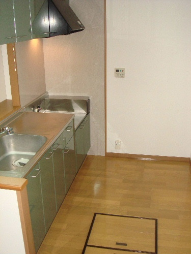 リヴェール高田 / 103号室キッチン