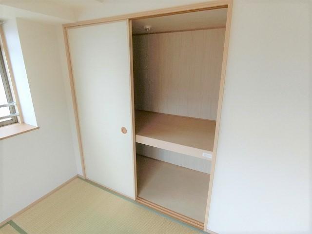 ボヌール・ヴィー篠栗 / 403号室収納
