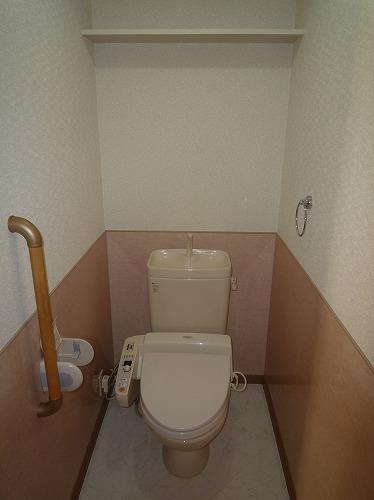 ボヌール・ヴィー篠栗 / 503号室トイレ