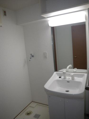 リー・フラーゼ / 301号室洗面所