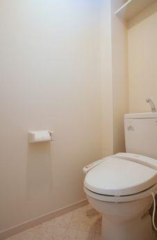 パインヒルズ志免(ペット可) / 503号室トイレ