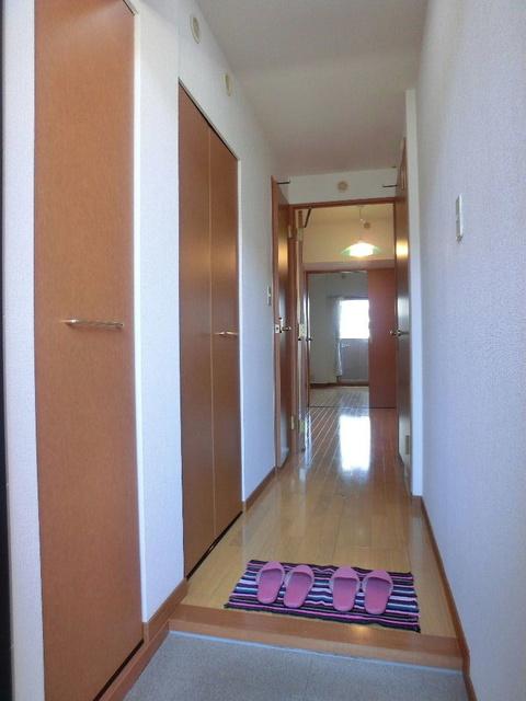 フローレス東比恵 / 603号室