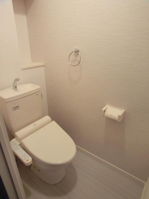 グラン ソフィア / 405号室トイレ