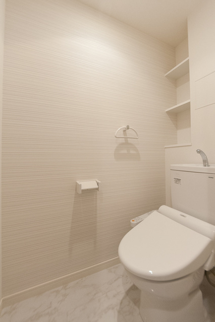 エクセレントハイツ / 202号室トイレ