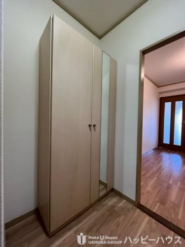 柴田ビル / 306号室セキュリティ