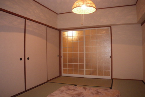 駅東レジデンス / 203号室
