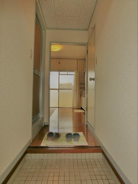 パステルハイム / 205号室玄関