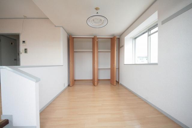 パステルハイム / 301号室収納