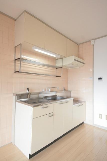 本園ビル / 305号室キッチン