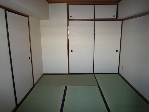 本園ビル / 406号室収納