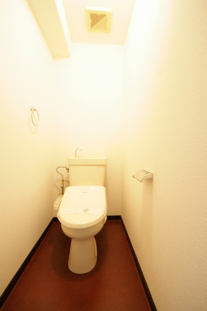コープセンタービレッジ / 202号室トイレ
