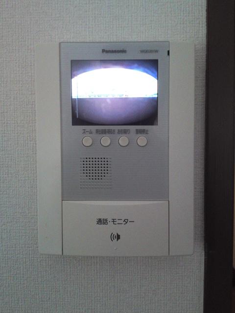 エクセレント田口 / 302号室セキュリティ