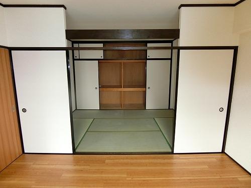 エクセレント田口 / 402号室和室