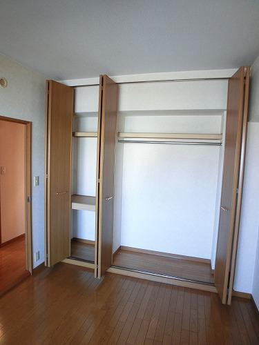 グランベルデ丸善 / 401号室収納