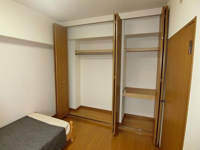 グランベルデ丸善 / 602号室収納