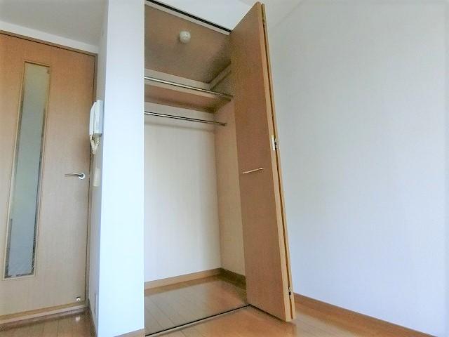 ルミノスコート / 606号室駐輪場
