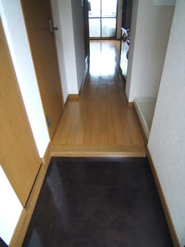 ルミノスコート / 701号室玄関