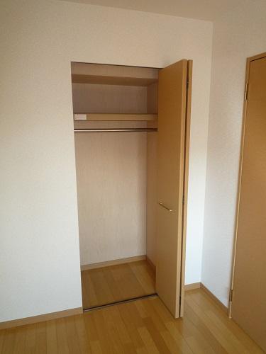 マノワール箱崎 / 203号室収納