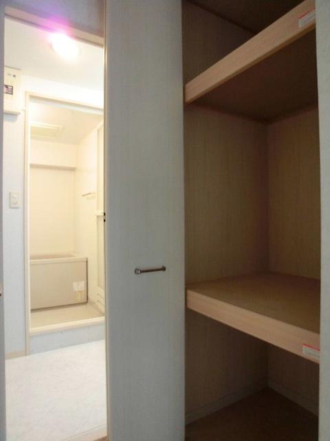 カーム ヴィラ / 201号室トイレ