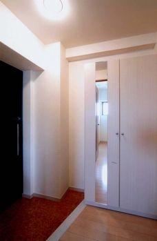 アスティオン中島 / 501号室玄関