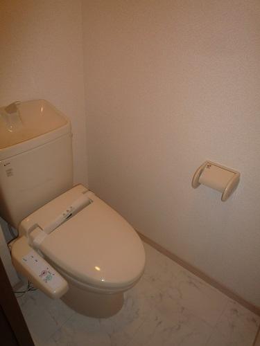 グランシャリオ / 401号室トイレ