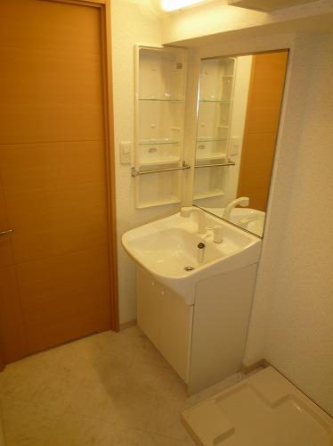 リバーランドⅥ / 503号室洗面所