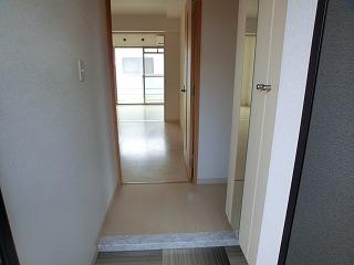 メゾンスペース / 303号室玄関