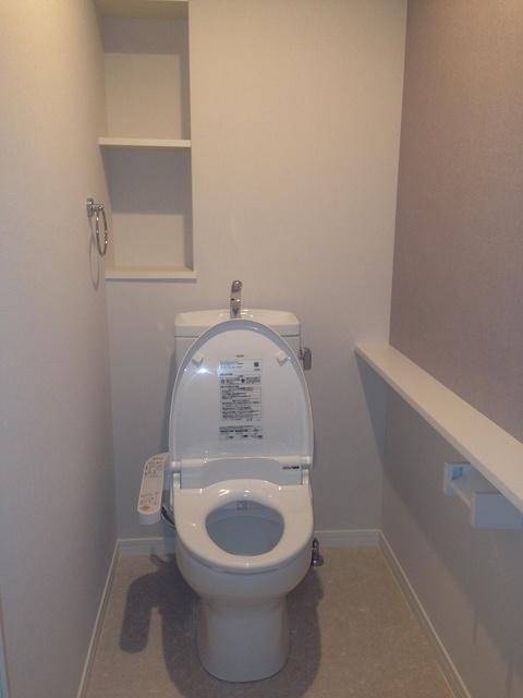 レジーナ / 201号室トイレ