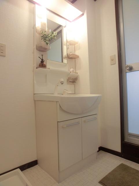 レジデンス牛房(ペット可) / 203号室洗面所