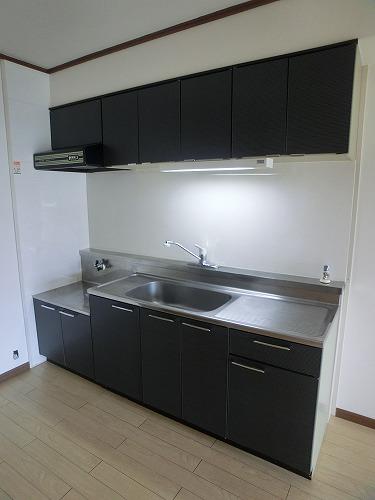 エクセル篠栗 / 206号室キッチン