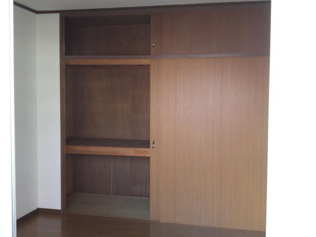 サンハイツKUDO / 102号室収納