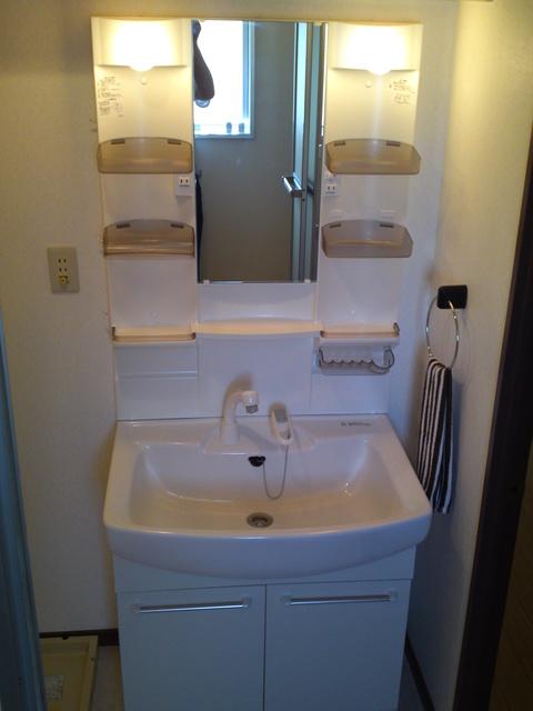 サンハイツKUDO / 201号室洗面所