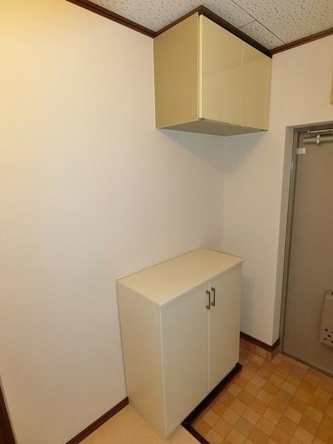 サンハイツKUDO / 405号室玄関